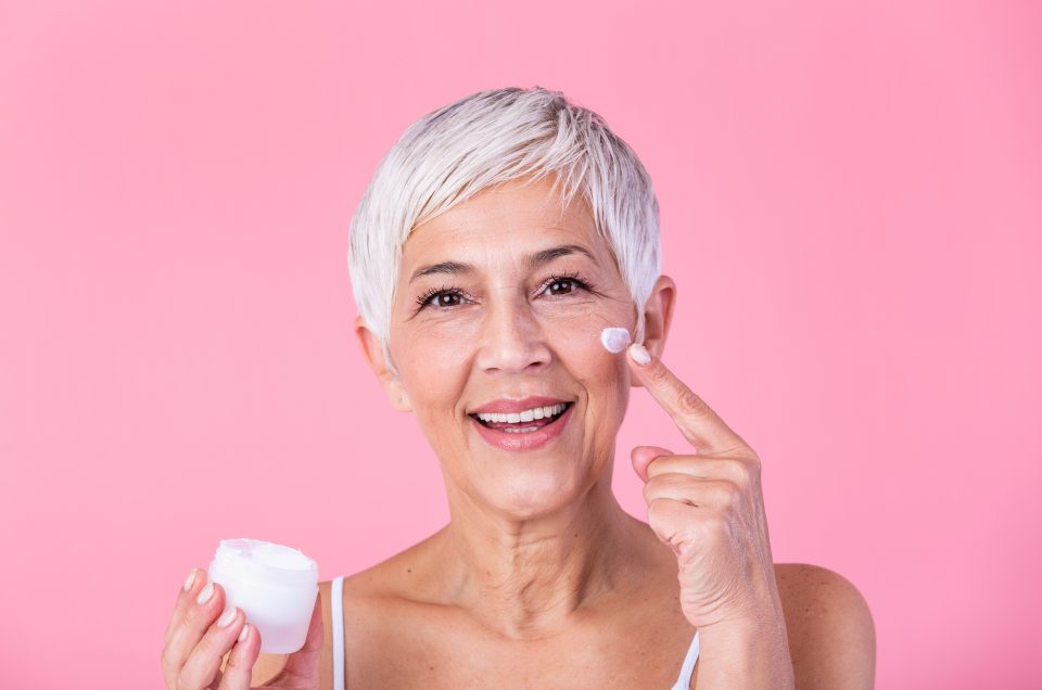How To Make Your Menopausal Skin Look Amazing In 5 Days!