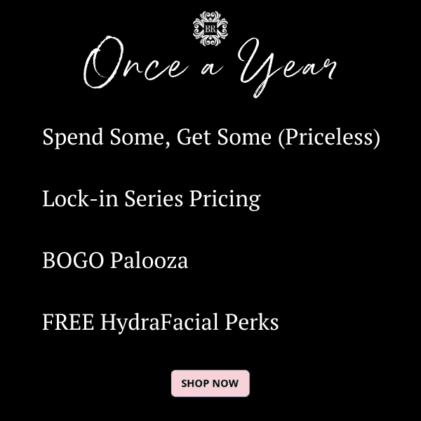 Once a Year Specials