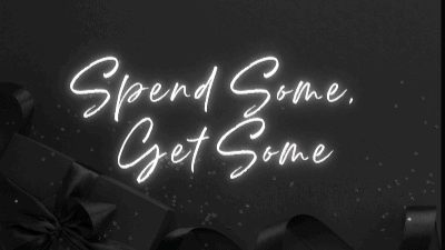 Spend Some, Get Some