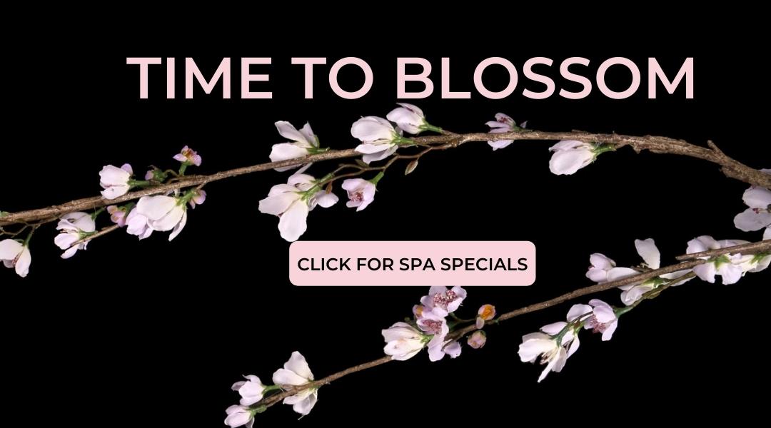 April Time to Blossom