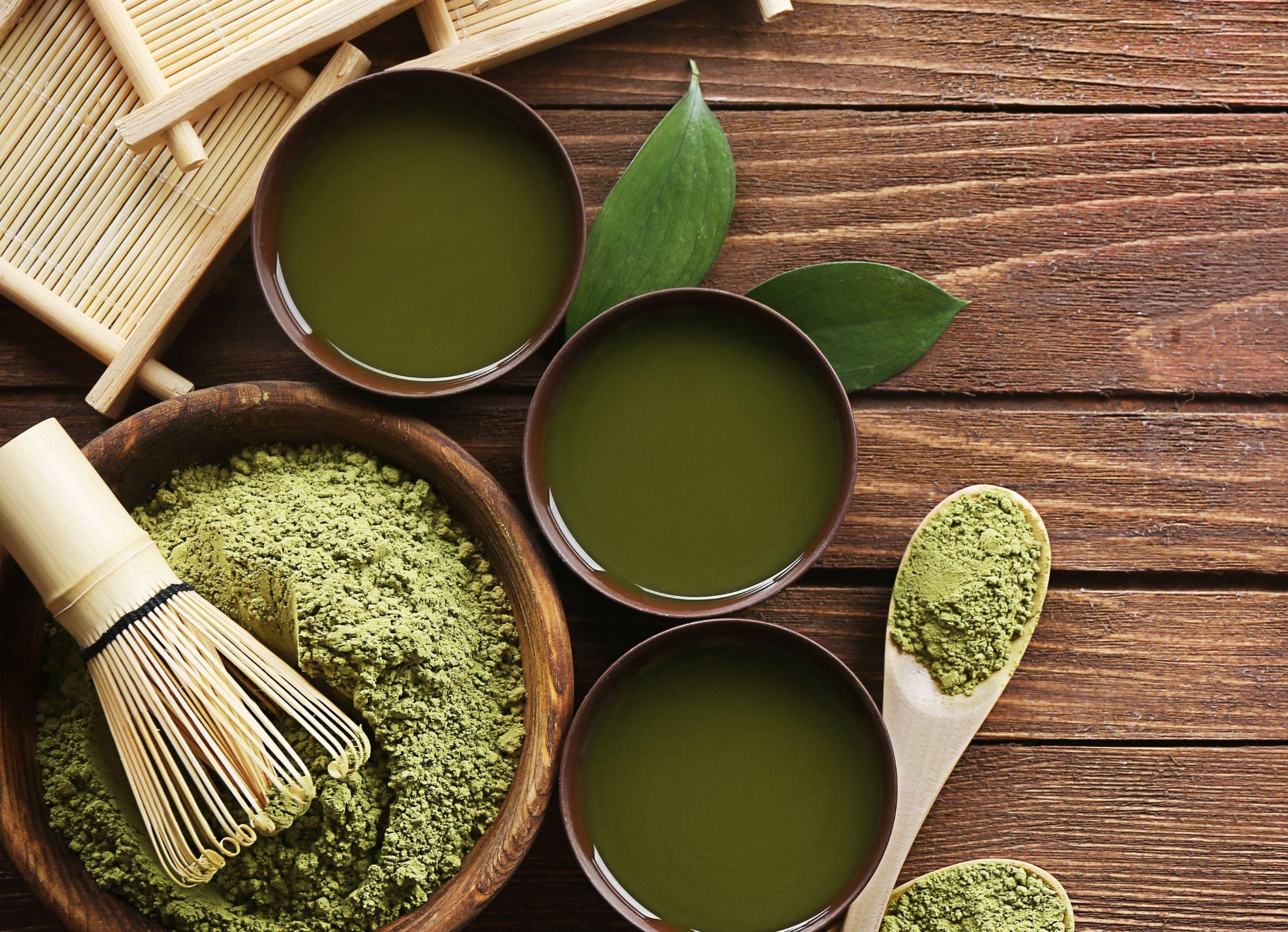 Green Tea Lemongrass Pedicure at day spa