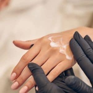 Luxe Spa Moisturizing Manicure and Hand Massage