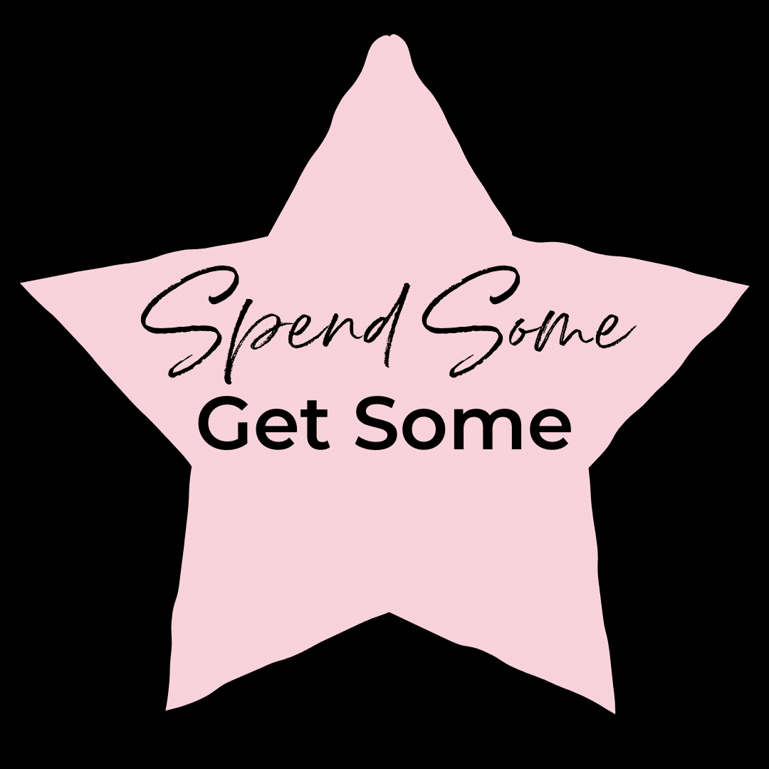 Spend Some Get Some Black Friday Spa Gift Cards