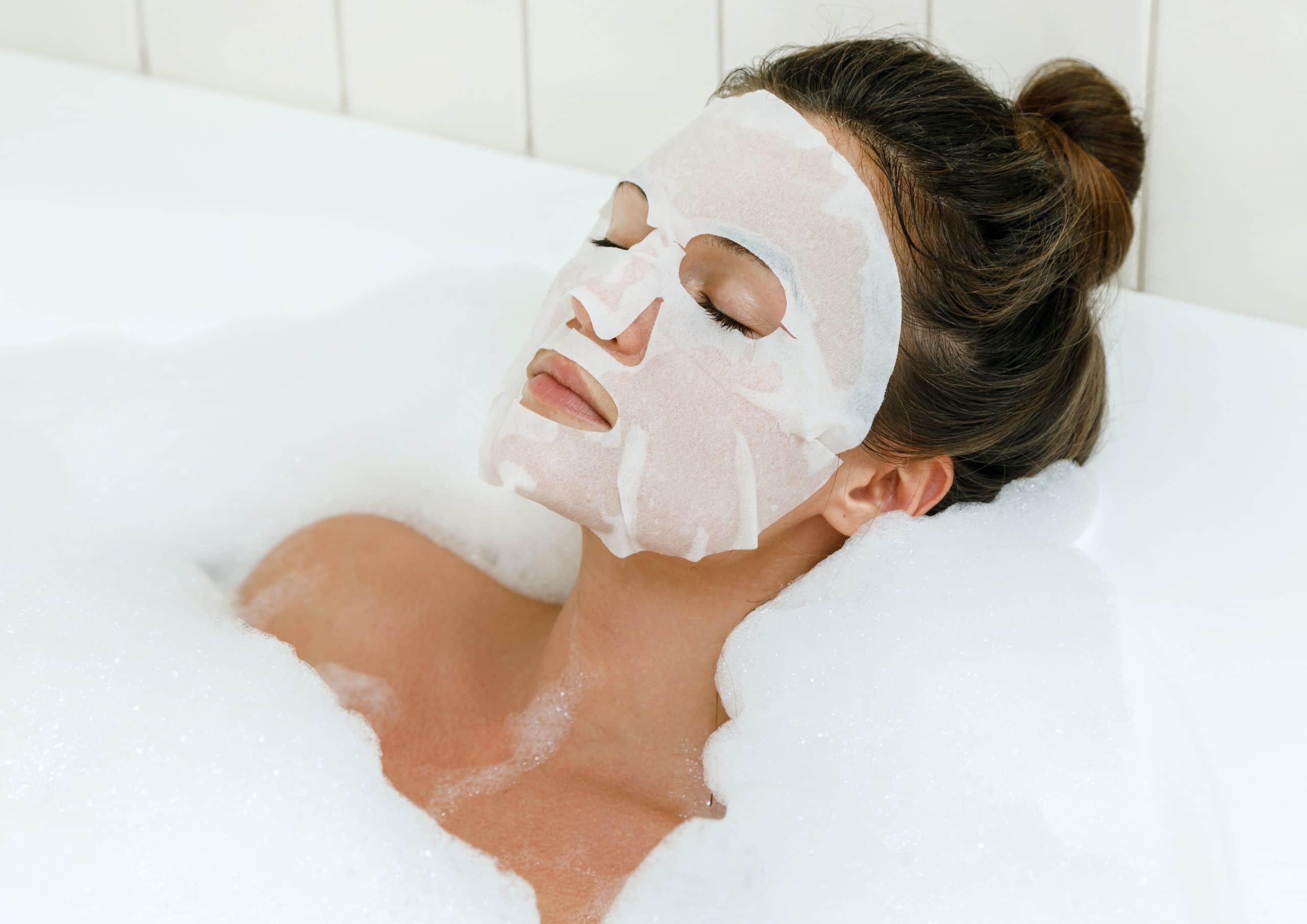 What are the skincare benefits of face masks